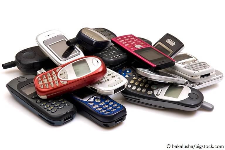 Handy entsorgen | Entsorgen.org