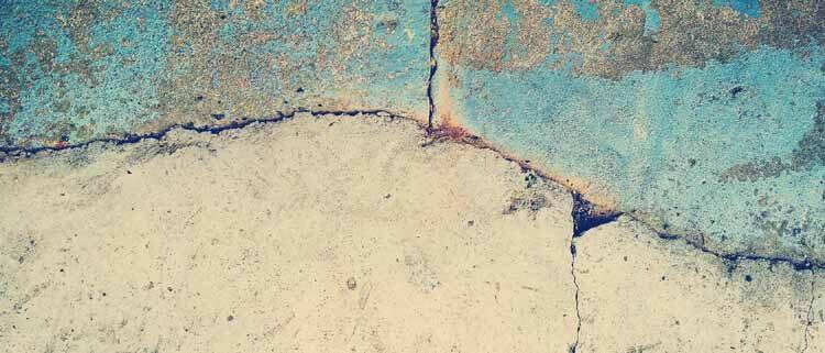 Betonplatten entsorgen