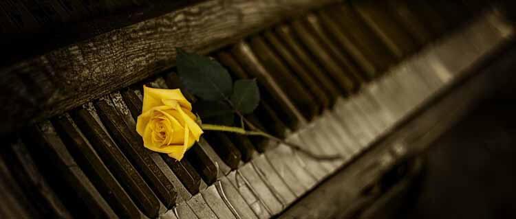 Klavier entsorgen
