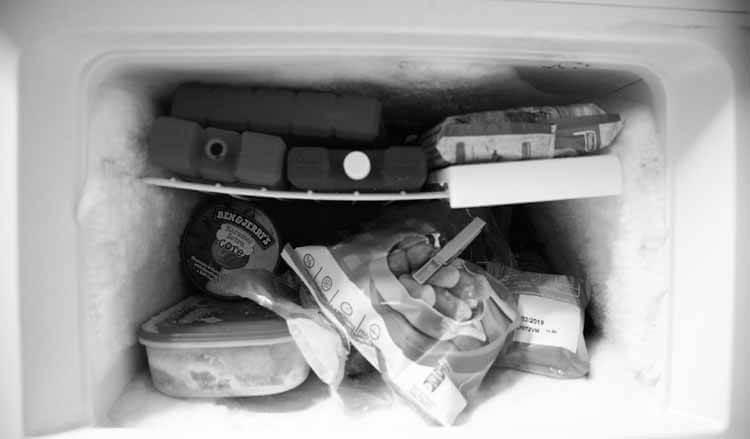 Alte Kühltruhe entsorgen