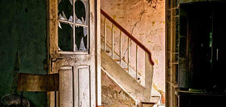 Alte Zimmertüren entsorgen